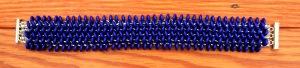 Herringbone Lentils bracelet